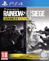 Tom Clancy's: Rainbow Six Siege PS4