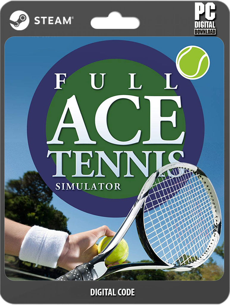 Full Ace Tennis Simulator