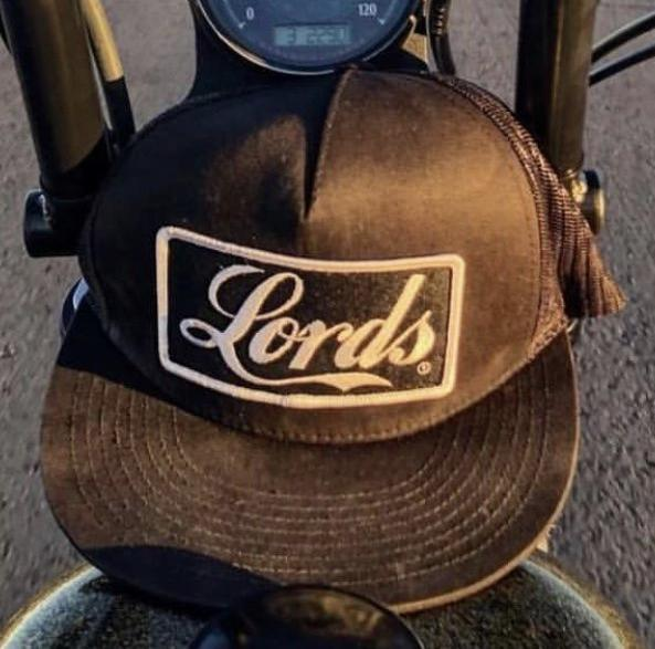 Lords Of Gastown - Garage Co. Patch