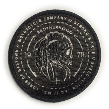 Lords Of Gastown - Medicine Man Patch