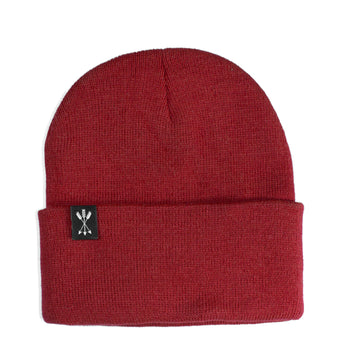 Lords Of Gastown - Strength In Numbers Shipyard Beanie - Red or Orange
