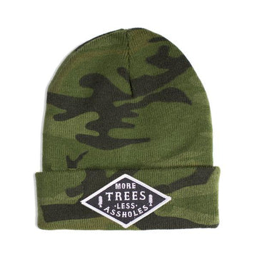 Lords Of Gastown - More Trees - Shipyard Beanie - Camo
