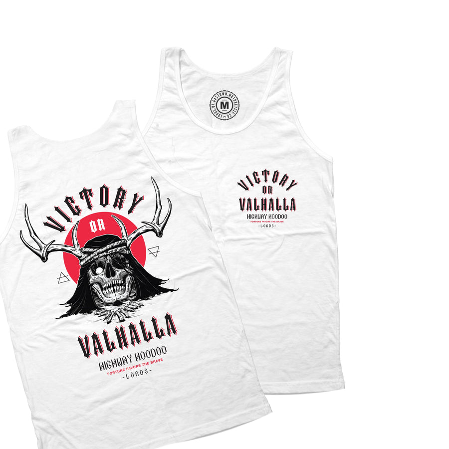 Lords Of Gastown - Victory or Valhalla - Tank Top