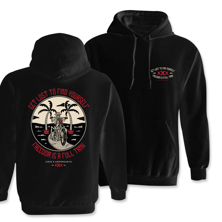 Lords Of Gastown - Get Lost To Find Yourself - Pullover Hoodie