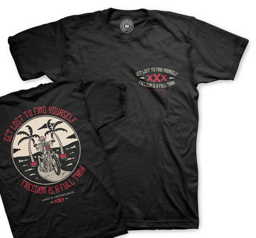 Lords Of Gastown - Get Lost To Find Yourself - Tee