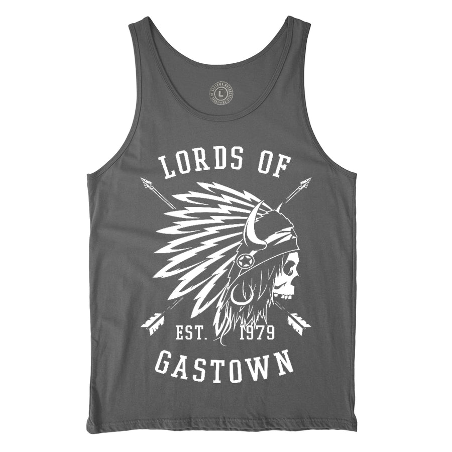 Lords Of Gastown - OG Chief - Unisex Tank Tops