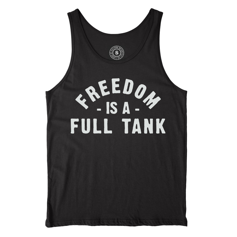 Lords Of Gastown - Freedom Is A Full Tank - Unisex Tank Top