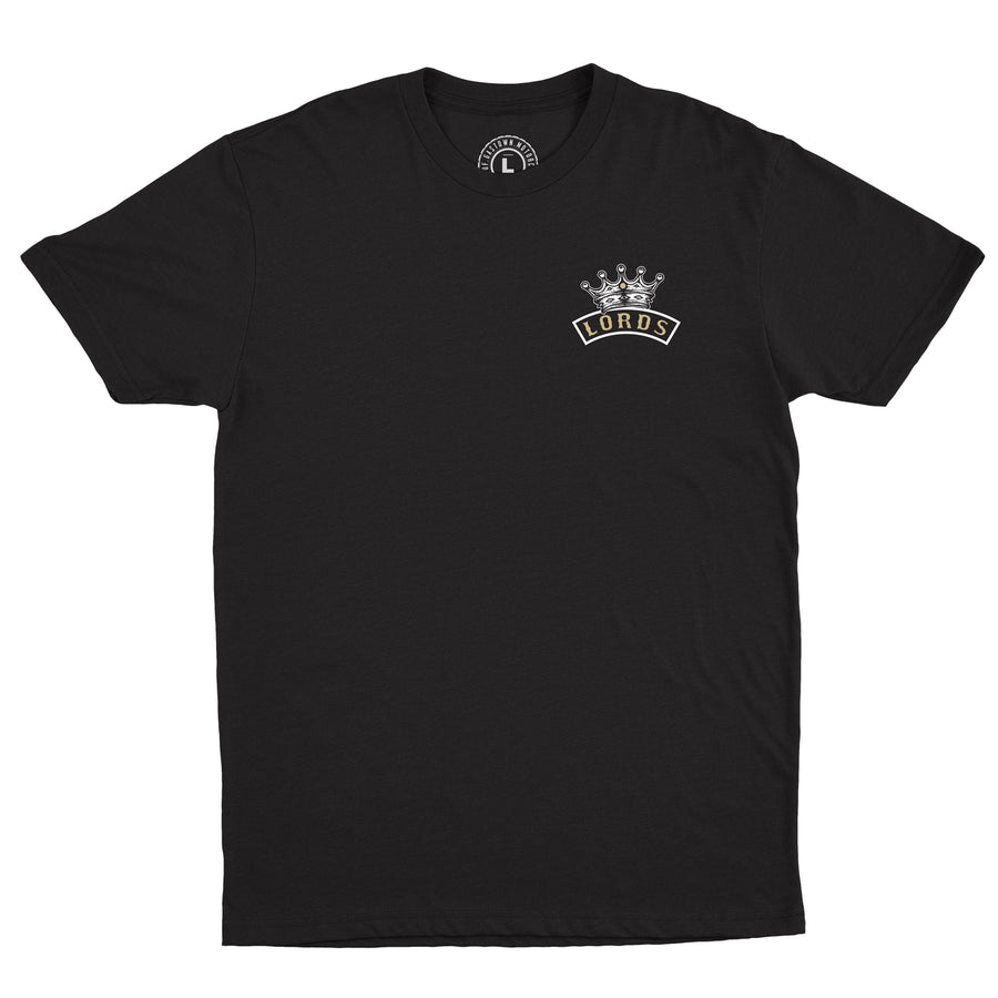 Lords Of Gastown - G.O.A.T. Collection - G.O.A.T. - Black Tee