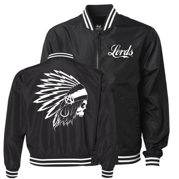 Lords Of Gastown - G.O.A.T. Collection - OG Chief Bomber Jacket