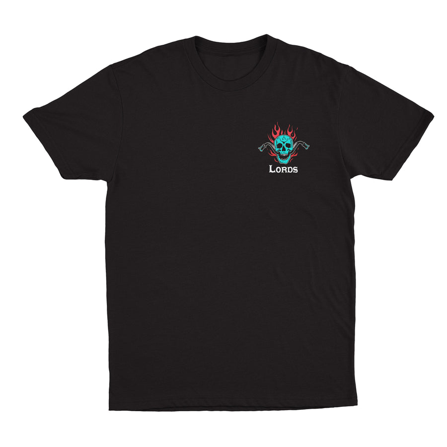 PRE ORDER - Lords Of Gastown - Riding Away - Black Unisex Tee