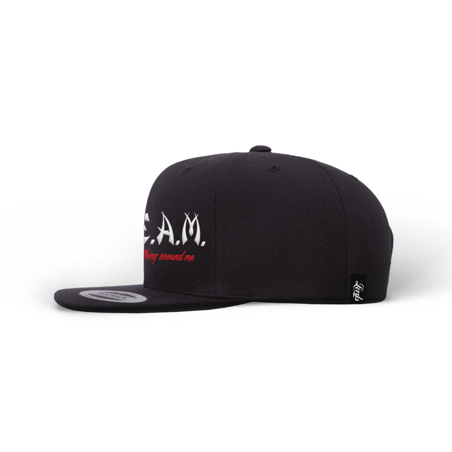 PRE ORDER - Lords Of Gastown - G.R.E.A.M. - Snapback Hat - Black