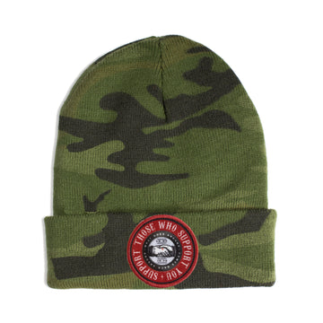 Support Shipyard Beanie - Camo