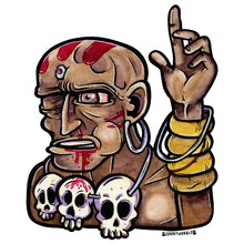 Load image into Gallery viewer, Dhalsim - Unisex - White