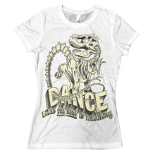 Load image into Gallery viewer, Jurassic Dancer White - Women - White