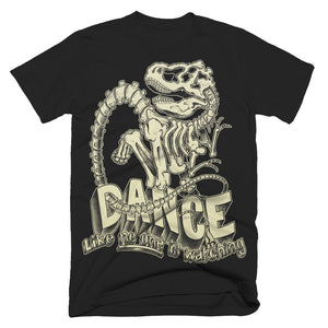 Jurassic Dancer Black - Unisex - Black