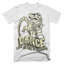 Load image into Gallery viewer, Jurassic Dancer White - Unisex - White