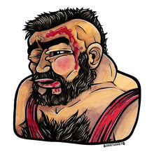 Load image into Gallery viewer, Zangief - Unisex - White