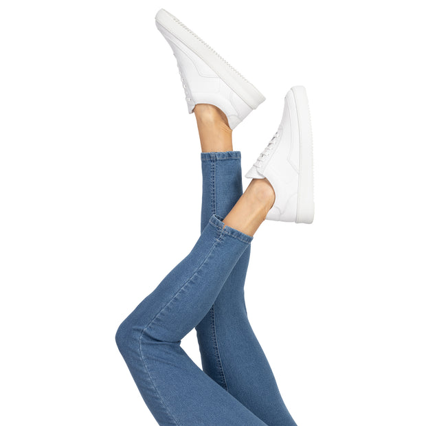 7/8 of enkellange broek, wonderjeans sea blue
