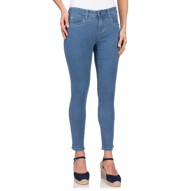 wonderjeans enkel Sea Blue