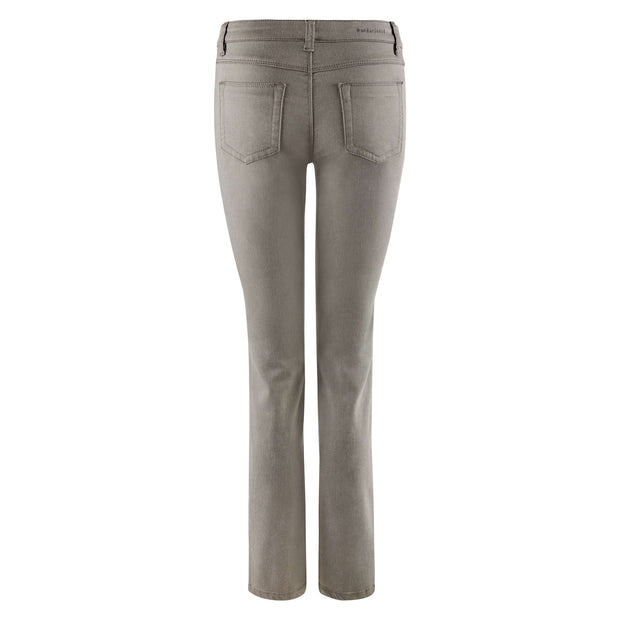 wonderjeans regular khaki jeans WC82640 back view