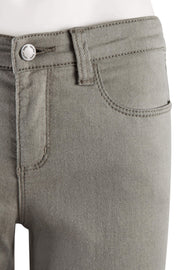 wonderjeans regular khaki jeans WC82640 detail front view