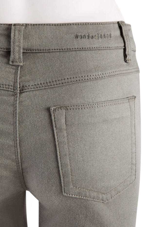 wonderjeans regular khaki jeans WC82640 pocket back view