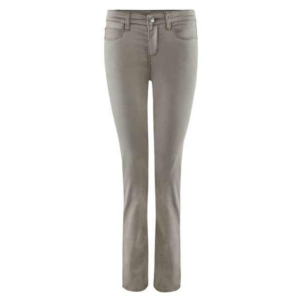 wonderjeans regular khaki jeans WC82640 front view