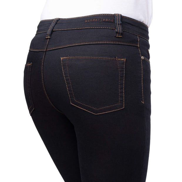 wonderjeans Regular Dark Blue pocket
