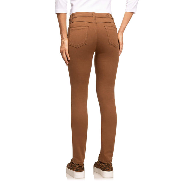 wonderjeans Regular Toffee back