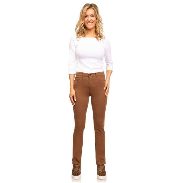 wonderjeansRegular Toffee front