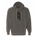 504 X Comfort Colors Hooded Sweatshirt