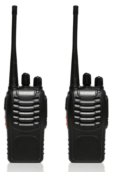 2pc Uhf Walkie Talkie  Set