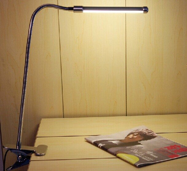 Hindley Led Clamp Desk Lamp