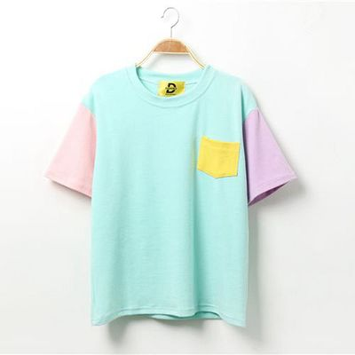 Woman Color T-shirt