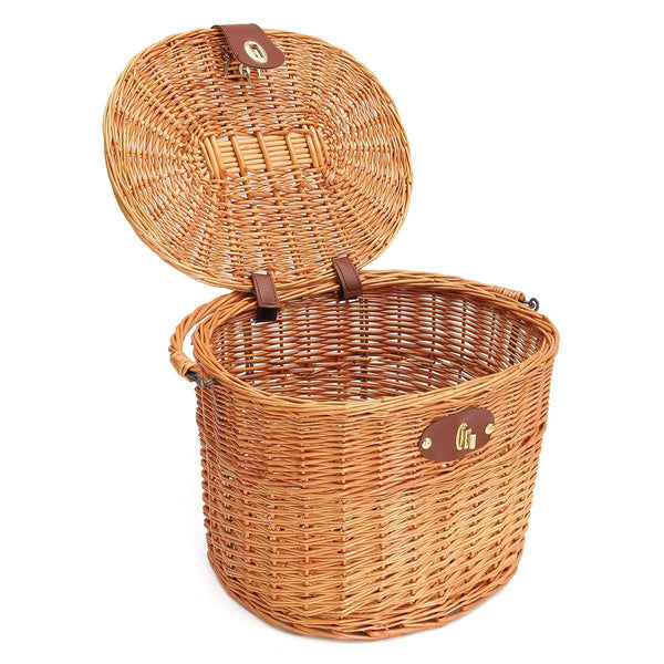 Bicycle Retro Cane Front Basket