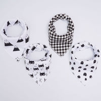 4 Pack Bib Set
