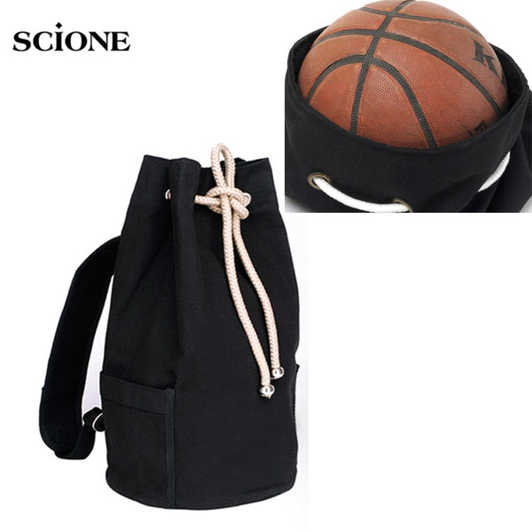 Basketball/football backpack