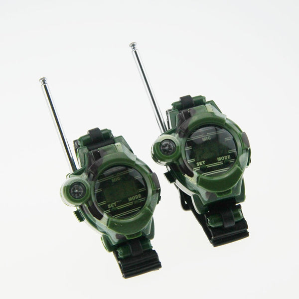 Walkie Talkie Watch Pair