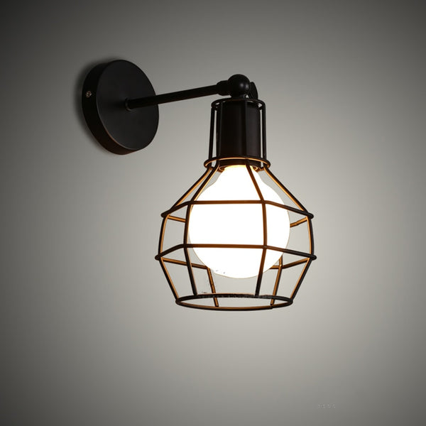 Retro Wall Mounted Light