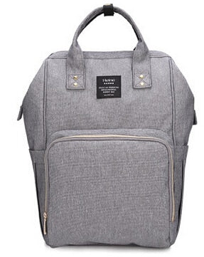 Insulated Diaper Bag Backpack