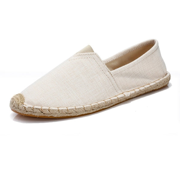 Hemp Espadrilles Shoes