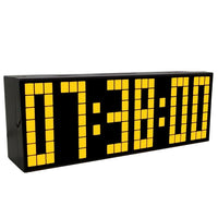 Big Font Led Clock