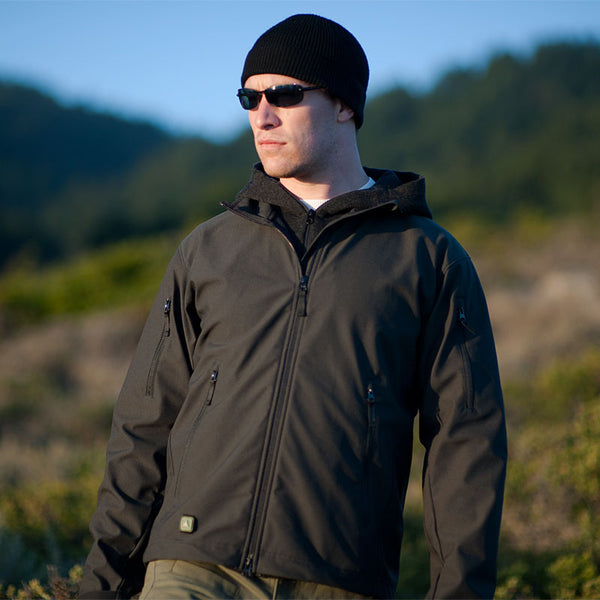 Shark Skin Waterproof Tactical Jacket