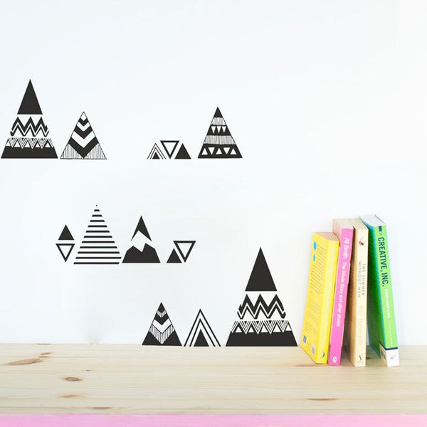 Nordic Kids Wall Stickers