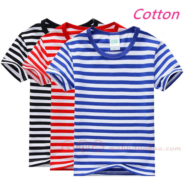 Toddler Stripe Tee