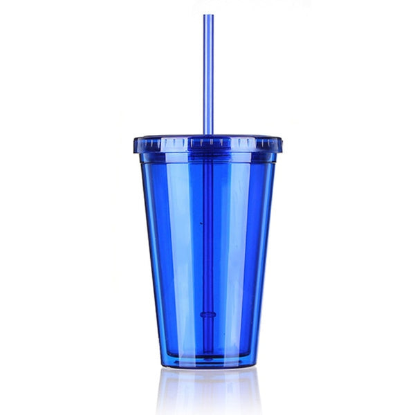 Transparent Travel Cup