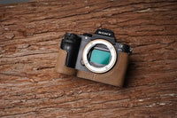 Handmade Leather Case for Sony A7