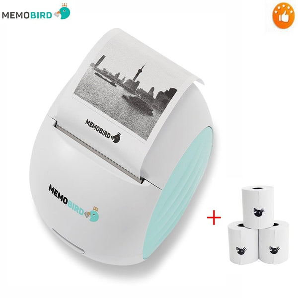 Memobird Wifi Pocket Photo Printer