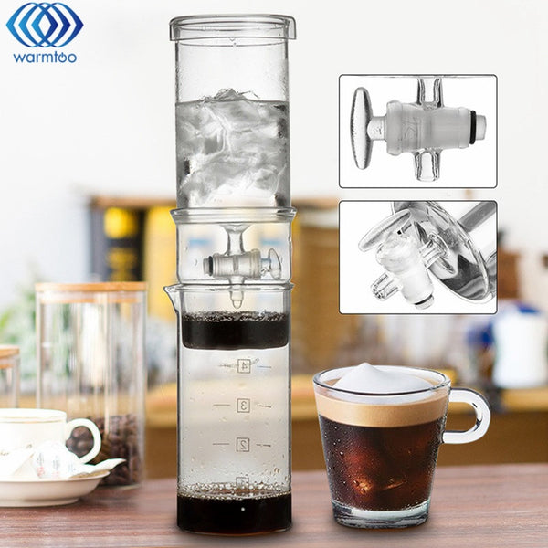 Cold Drip Glass Coffee Brewer