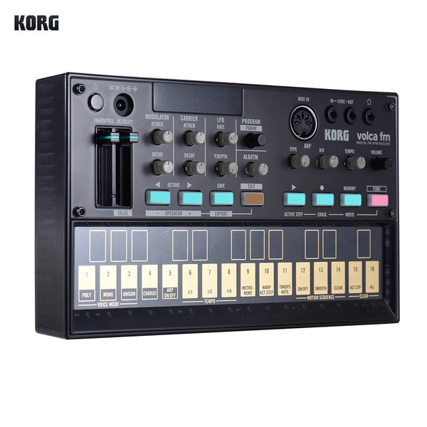 Korg Volca Portable Synth